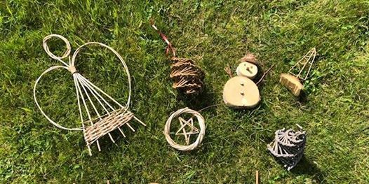 Natural Christmas Decorations - 2 day course