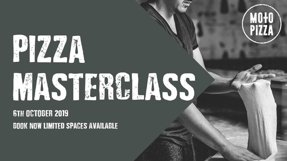 Pizza Masterclass At Moto Pizza Chelmsford