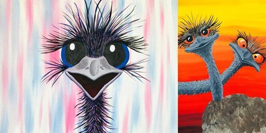 Aussie Emus - SOLD OUT (try Dec 14 event)