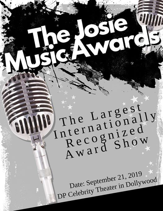 2019 Josie Music Awards at Dollywood, Pigeon Forge