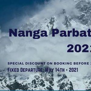 Nanga Parbat Expedition 2021