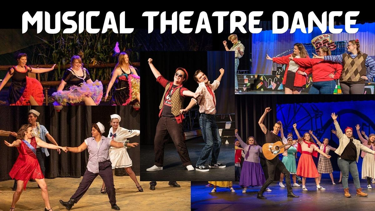 Musical Theatre Dance, 2 November   Event in MOUNT AIRY   AllEvents.in