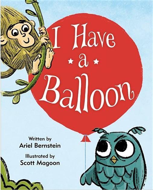 Meet & Greet with Childrens Book Author Ariel Bernstein