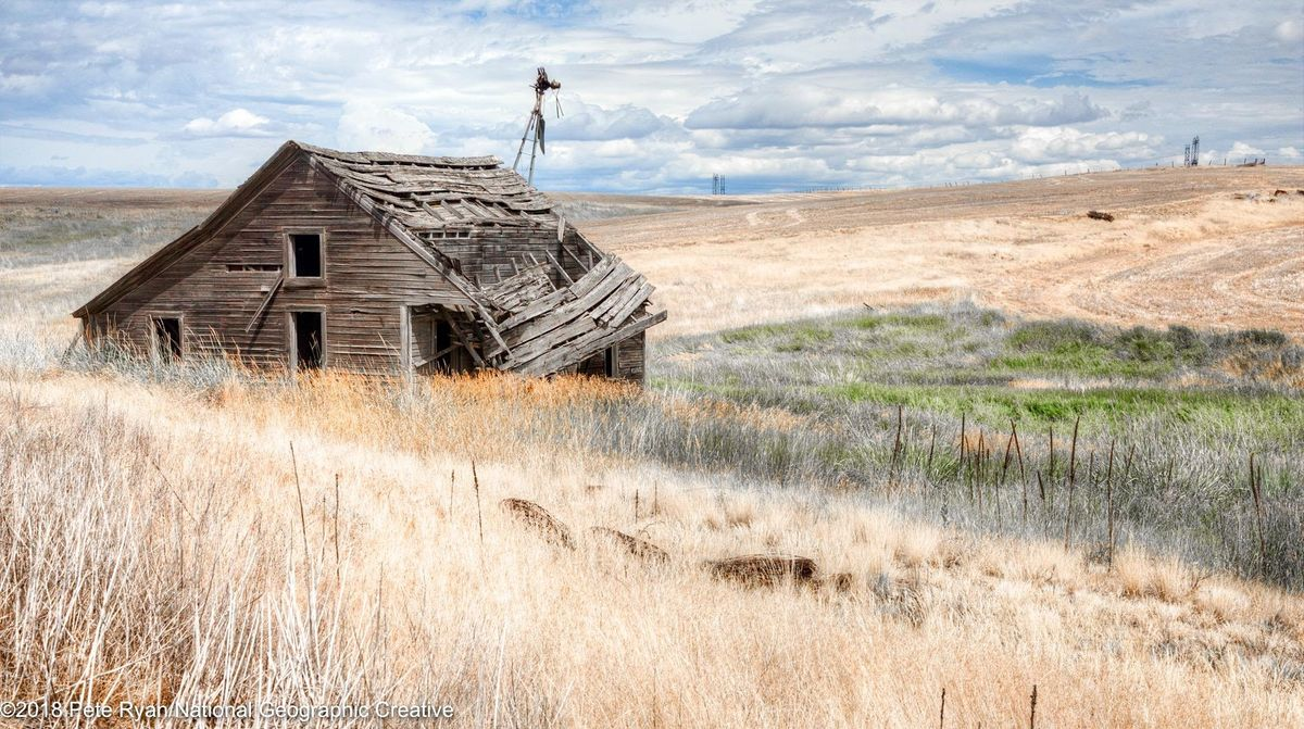 How to Find  Photograph Abandoned Manitoba