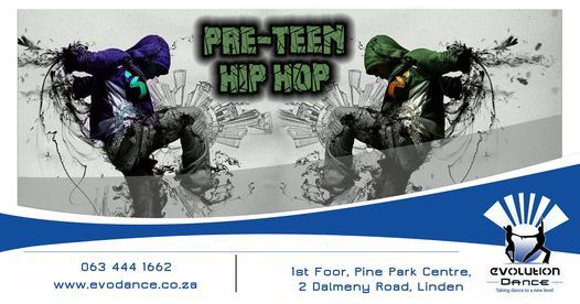 Pre-Teen Hip Hop | Event in Johannesburg | AllEvents.in