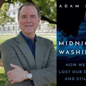 VIRTUAL - Adam Schiff  Midnight in Washington How We Almost Lost Our Democracy and Still Could