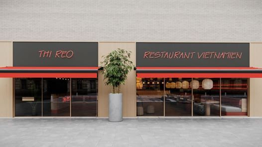 Ouverture THI REO Restaurant