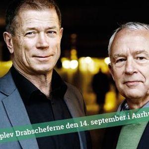 Foredrag med drabscheferne Kurt Kragh og Ove Dahl - Aarhus