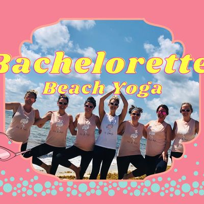 Bachelorette Beach Yoga