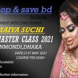 1Day Makeup Masterclass By SUMAIYA SUCHI