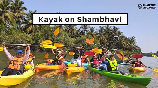 Kayak On Shambhavi  Plan The Unplanned