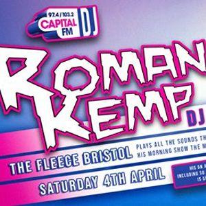 Roman Kemp DJ Set at The Fleece Bristol