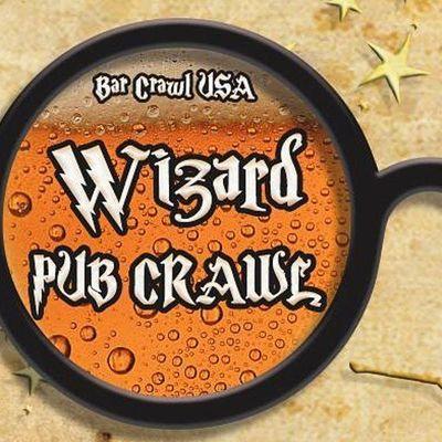 5th Annual Wizard Pub Crawl CLE