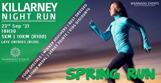 Killarney Night Run - Spring Race | Event in Johannesburg | AllEvents.in