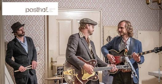 Steaming Satellites: Running out of Time - Posthof Linz Live, 24 March   Event in Linz   AllEvents.in