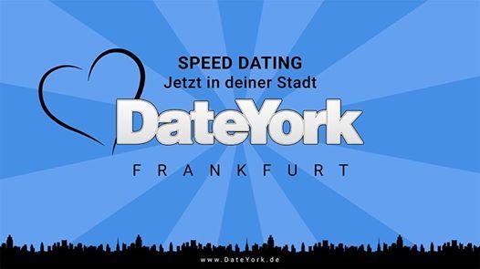Speed dating datum york frankfurt