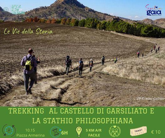 Le vie della storia: Archeotrekking a Garsiliato e la Statio Philosophana, 7 March   Event in Catania   AllEvents.in