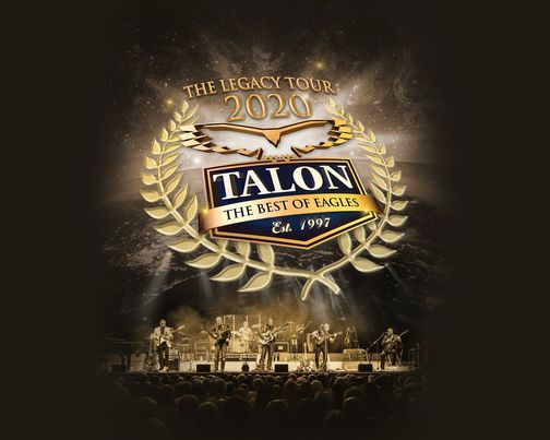 Talon - The Best of the Eagles, 6 October | Event in Ayr | AllEvents.in