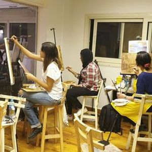 Acrylic Painting Workshop (12 hrs.)
