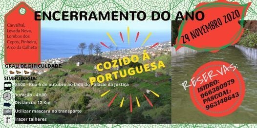 Encerramento do Ano, 29 November | Event in Funchal | AllEvents.in