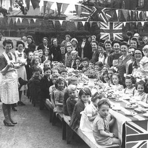 75 Year VE Day Celebration