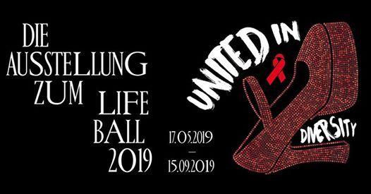 Sonderausstellung zum LIFE BALL 2019