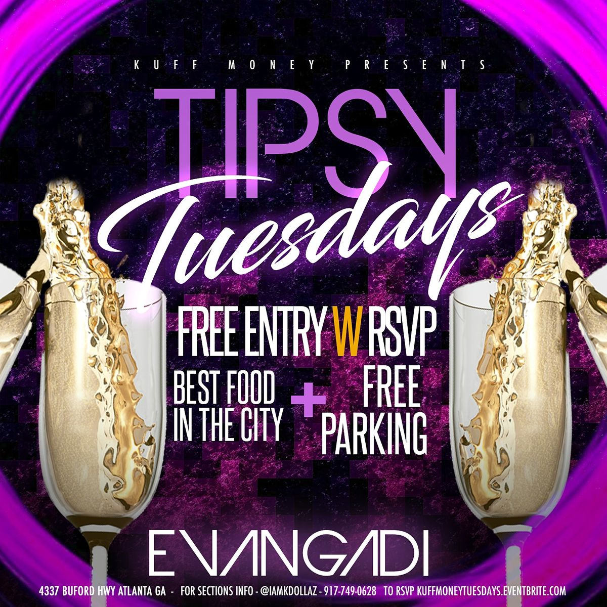 Tipsy Tuesdays   Event in Atlanta   AllEvents.in