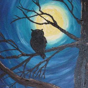 Great Horned Owl  Virtual PWJ  Free
