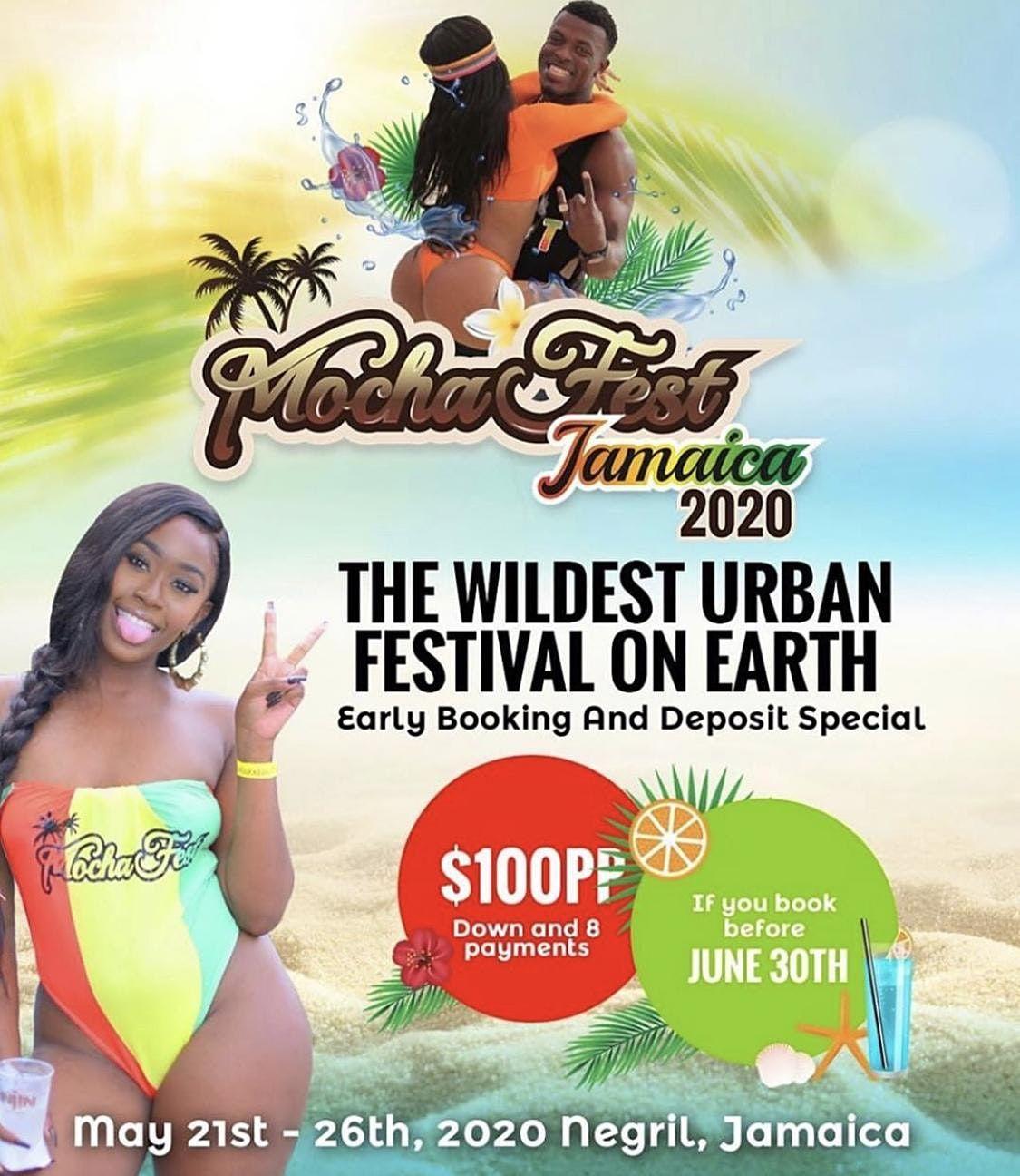 Mocha Fest Jamaica - Hideaway at Royalton Negril All