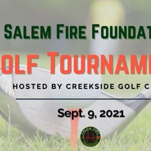 Salem Fire Foundation Golf Tournament