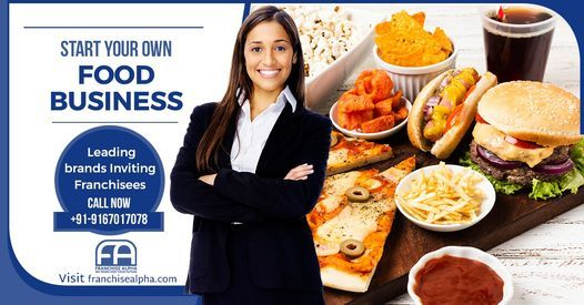 Start Your Own Food Business