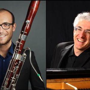 Recital di fagotto e pianoforte - Andrea Cellacchi con Roberto Arosio