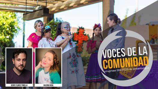 Voces de la Comunidad | Online Event | AllEvents.in