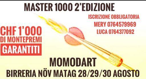 Master 1000 2 edizione