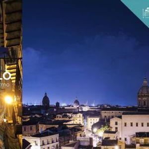 Notte alla Torre di San Nicol. La vista pi bella di Palermo
