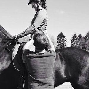 Lesdagen met Philippe Minguet (eigen paard)