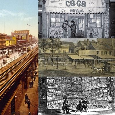 The Bowery Rise Fall & Resurgence of NYCs Oldest Street Webinar