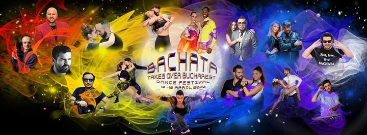 BtoB Dance Festival Bachata 2020, 4 December | Event in Bucharest | AllEvents.in