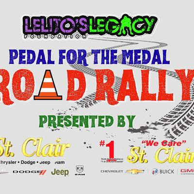 Pedal for the Medal Road Rally 2021