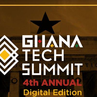 Ghana Tech Summit 2020 (4th Annual) Virtual Edition