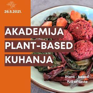Akademija plant-based kuhanja 262831.5.2021
