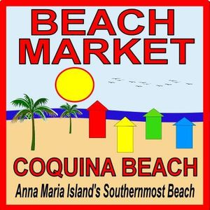 Beach Market at Coquina Beach