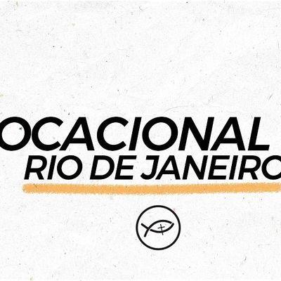 VOCACIONAL 2020 - RIO DE JANEIRO
