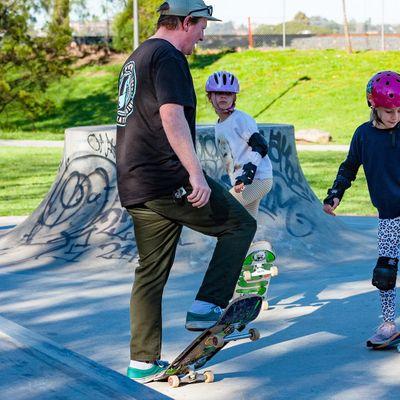 Lyne Park Rose Bay -  Skateboarding Clinics