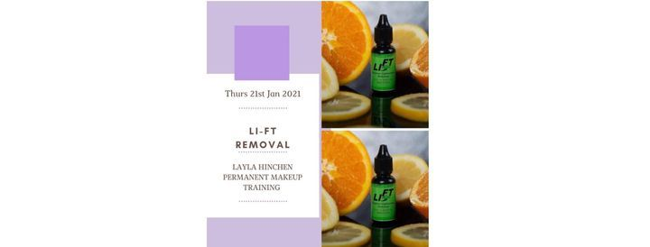 Li-Ft tattoo Removal Training, 21 January | Event in Hornchurch | AllEvents.in
