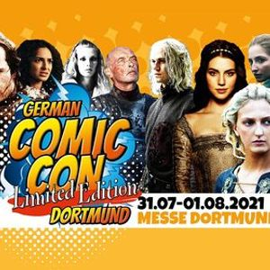 German Comic Con Dortmund - Limited Edition