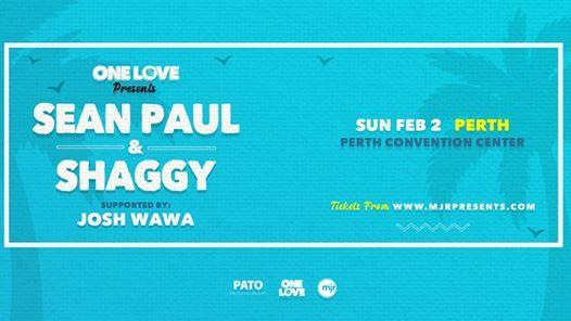 One Love Presents - Sean Paul & Shaggy (Perth)