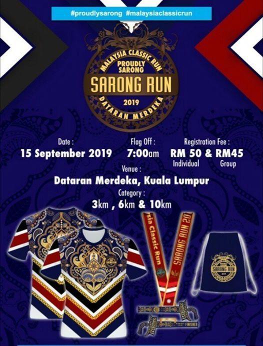 Sarong Run 2019
