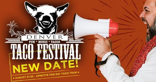 2020 Denver Taco Festival, 26 June | Event in Denver | AllEvents.in