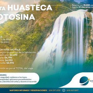 TOUR HUASTECA POTOSINA (27 JUN - 2 JUL)